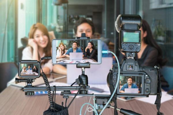 Videos para tus transmisiones en vivo