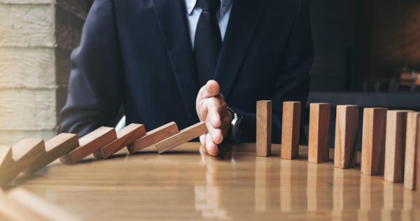 4 señales de que se avecina una crisis empresarial